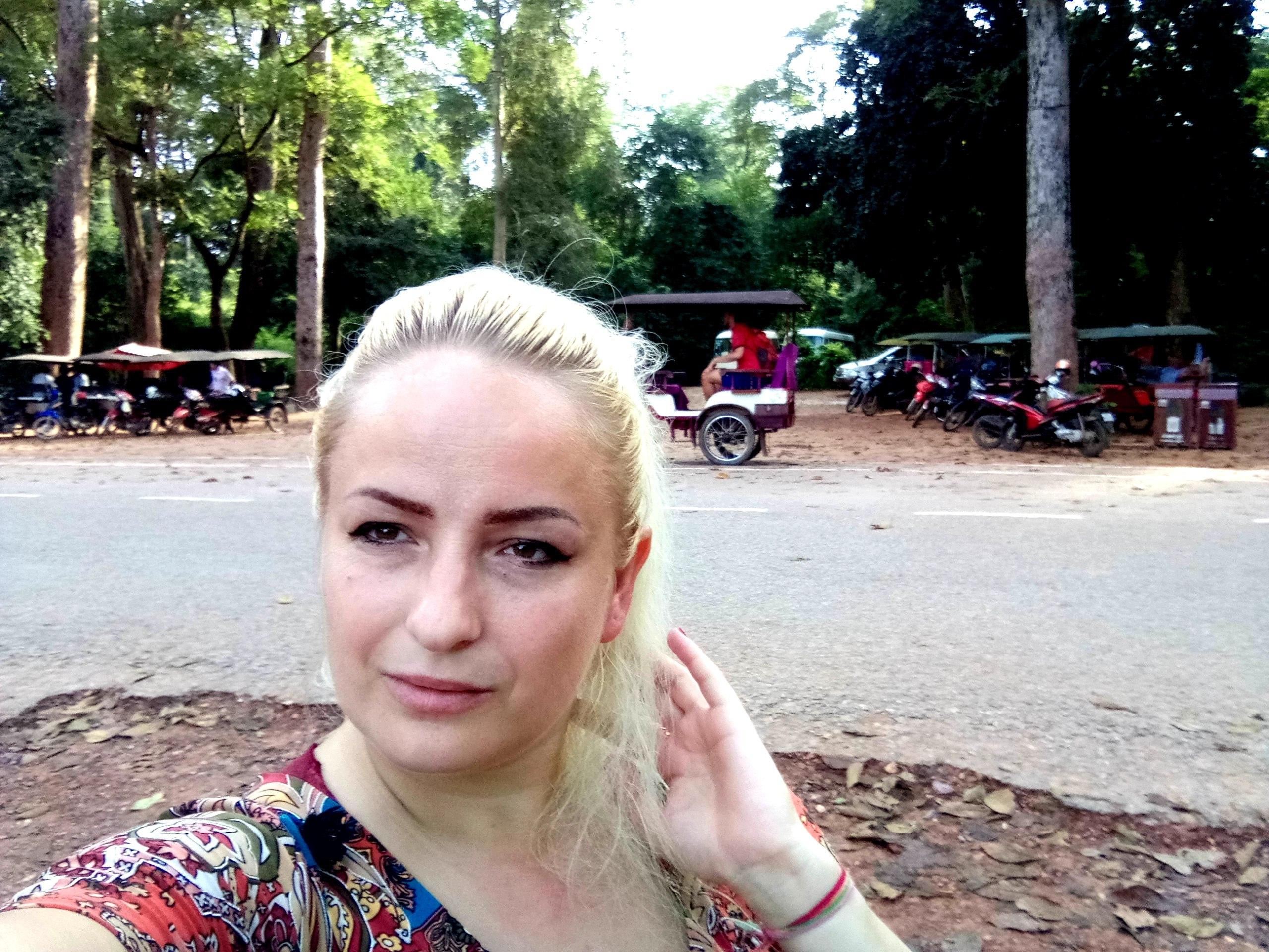 Елена Руденко (Валтея). Камбоджа. Ангкор. - Страница 2 PTX4AuBnHyQ