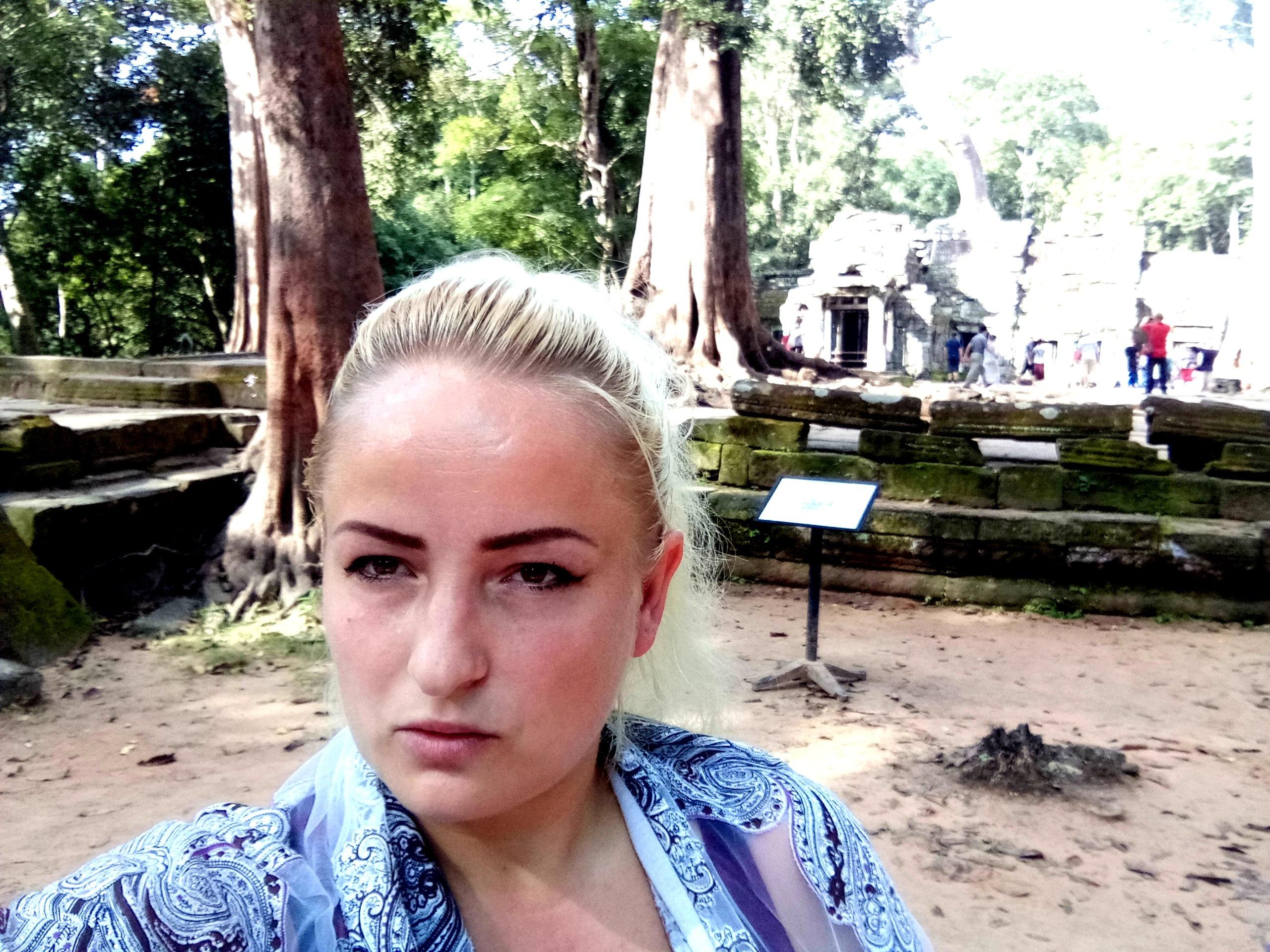 Елена Руденко (Валтея). Камбоджа. Ангкор. - Страница 3 DHu_fVbnyIo