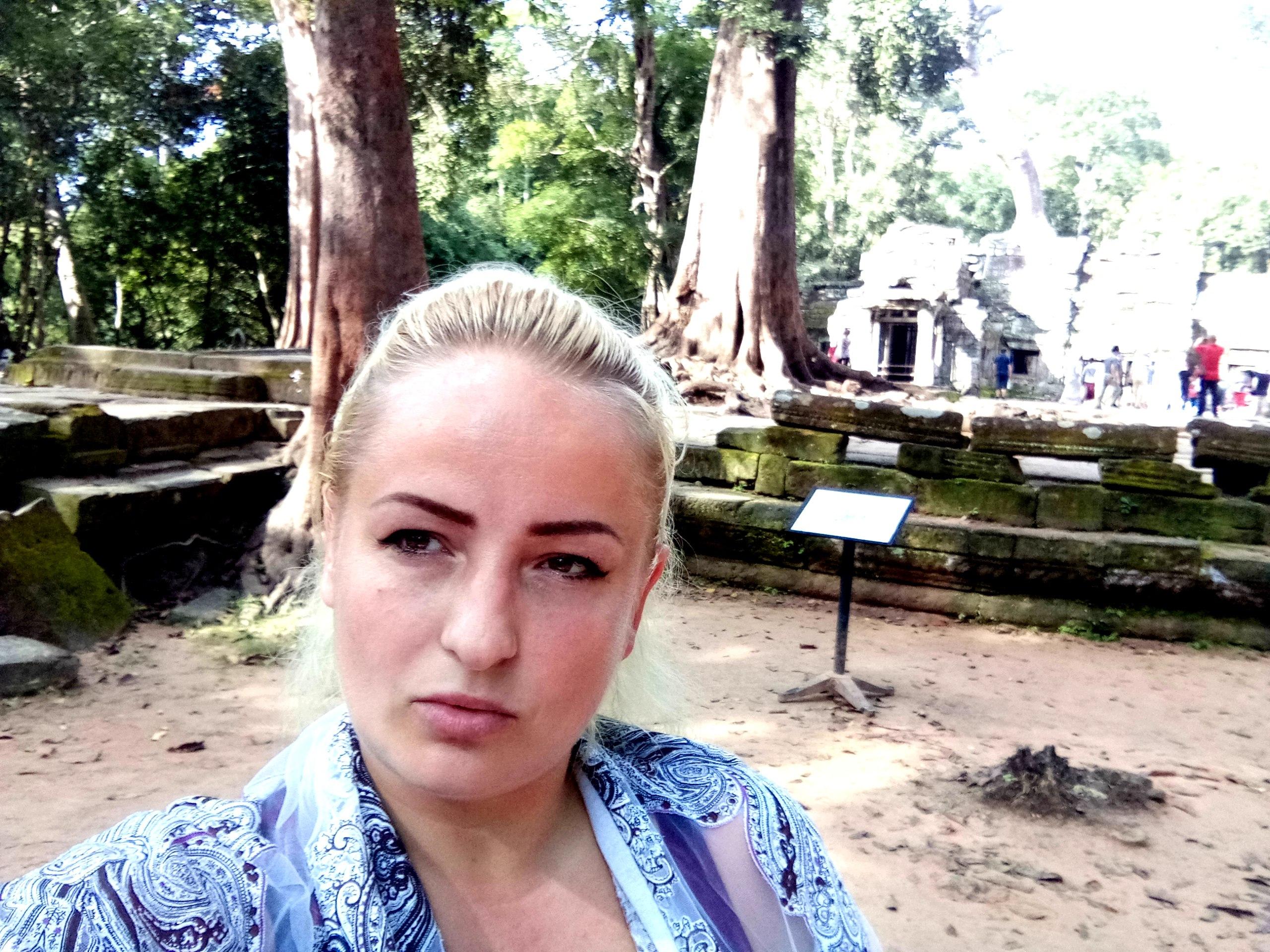 Елена Руденко (Валтея). Камбоджа. Ангкор. - Страница 3 I6SxikneKsM