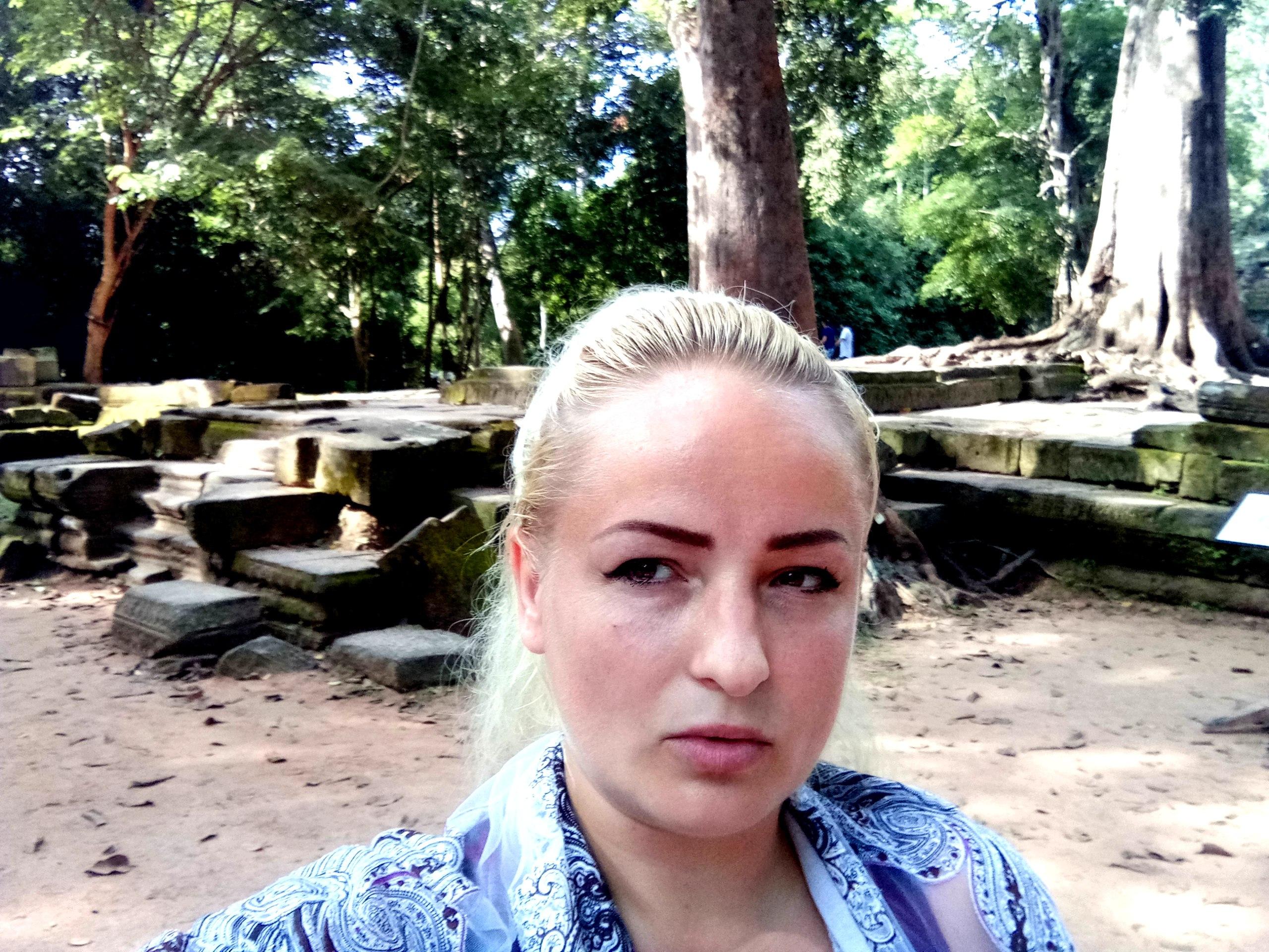 Елена Руденко (Валтея). Камбоджа. Ангкор. - Страница 3 Ob7hNuiYwn0