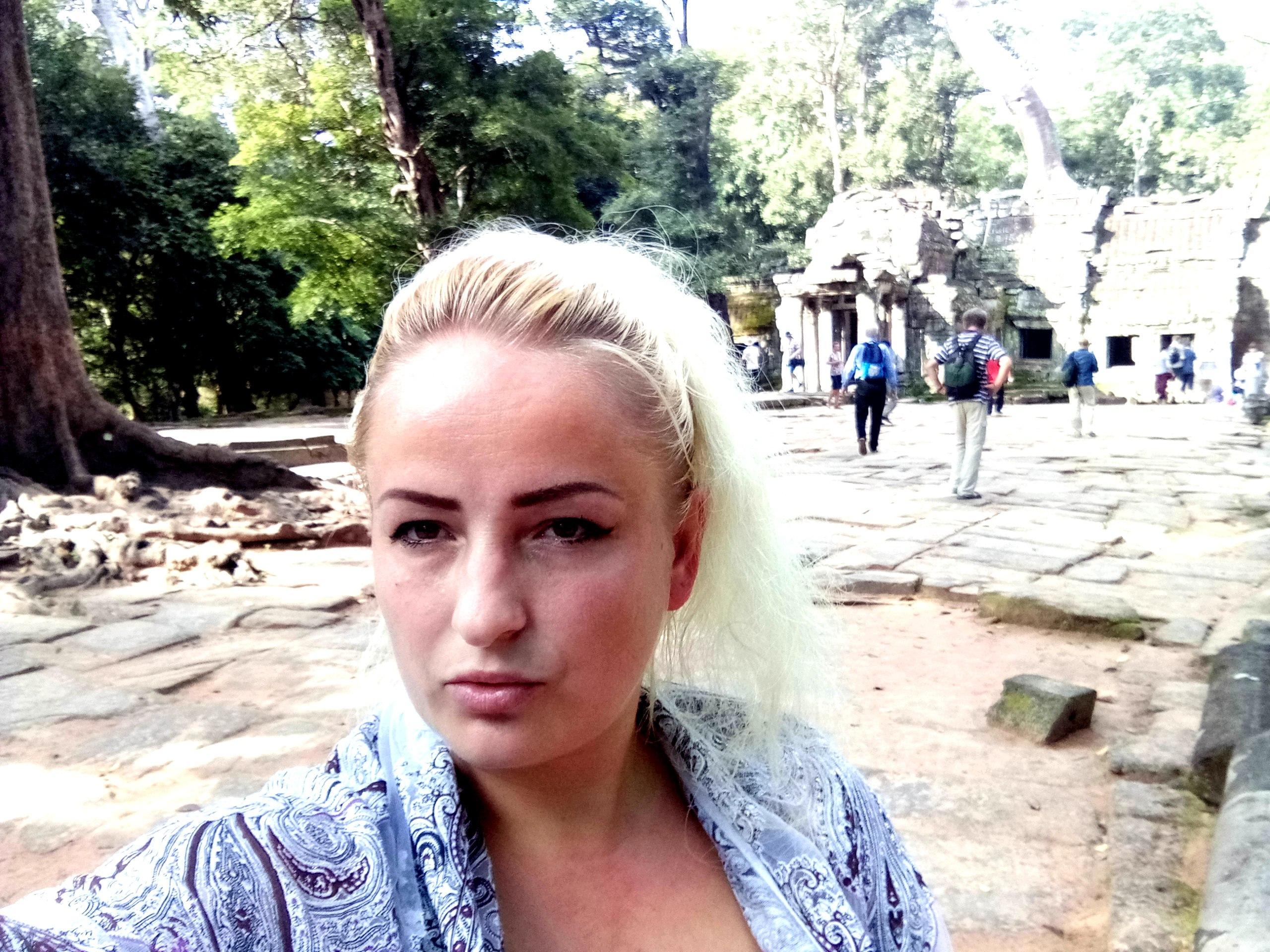 Елена Руденко (Валтея). Камбоджа. Ангкор. - Страница 3 RspCroThr8M