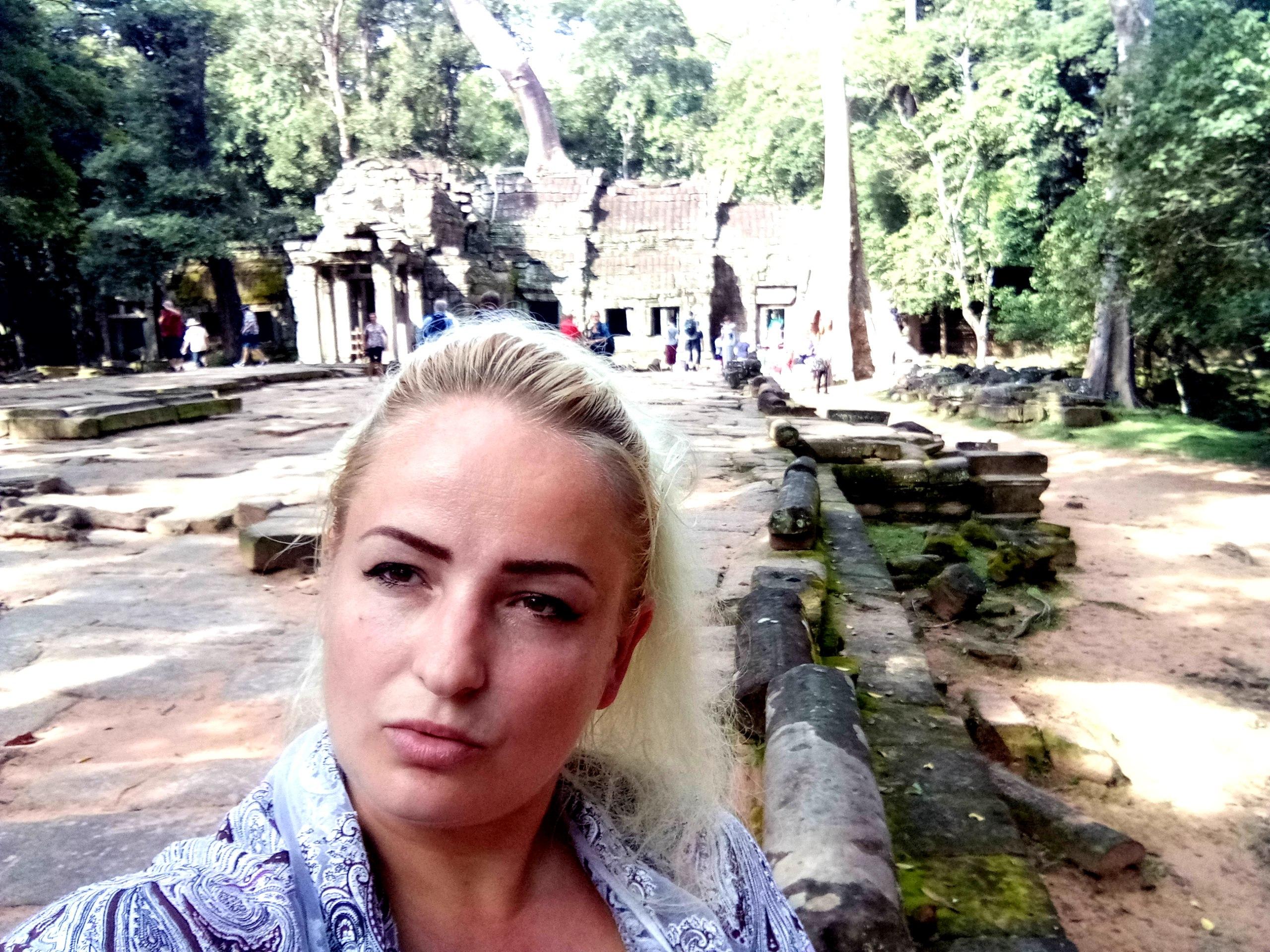 Елена Руденко (Валтея). Камбоджа. Ангкор. - Страница 3 ZvDXEAEbfHg
