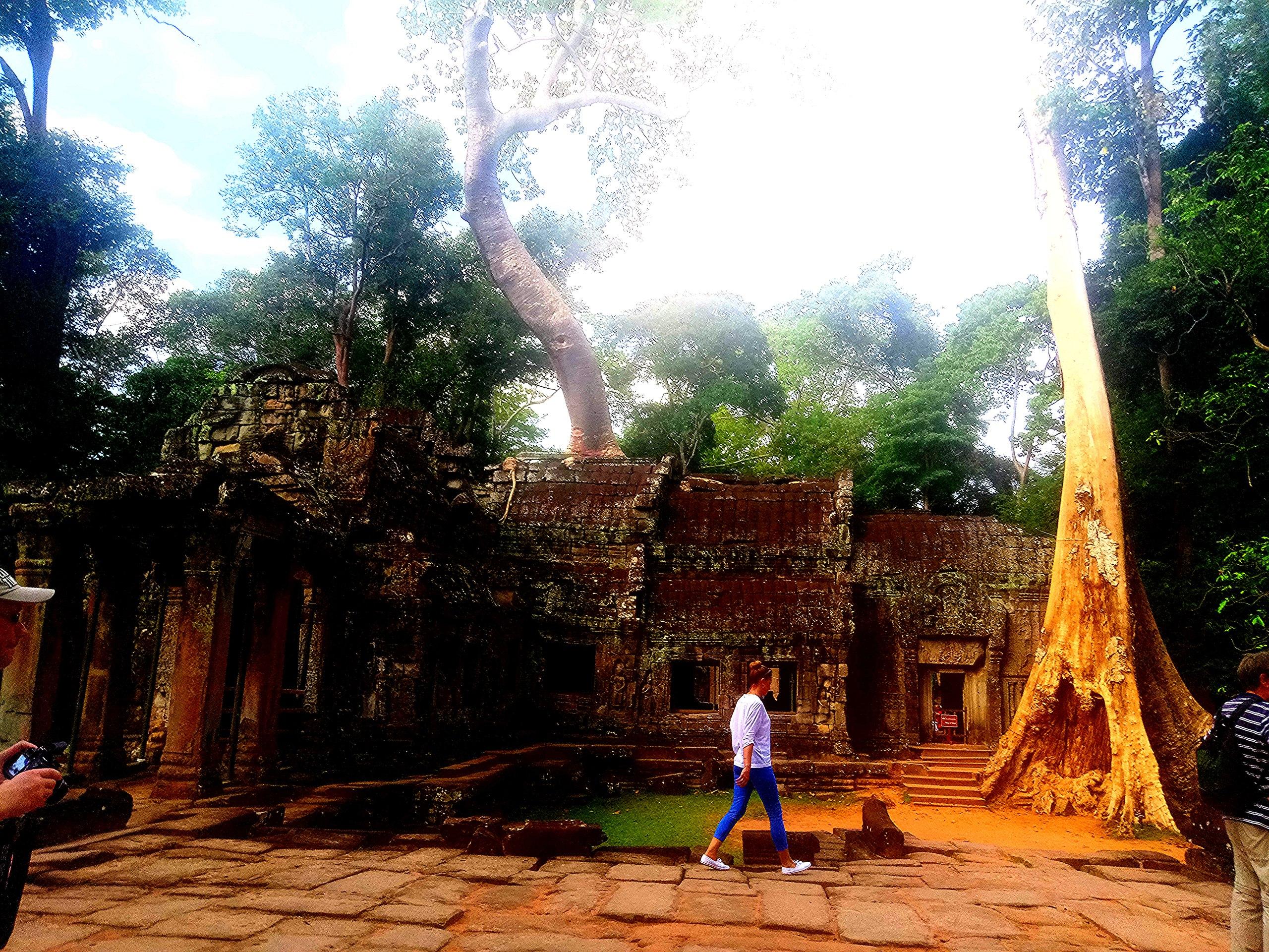 Елена Руденко (Валтея). Камбоджа. Ангкор. - Страница 3 7L6pAK-kmlM