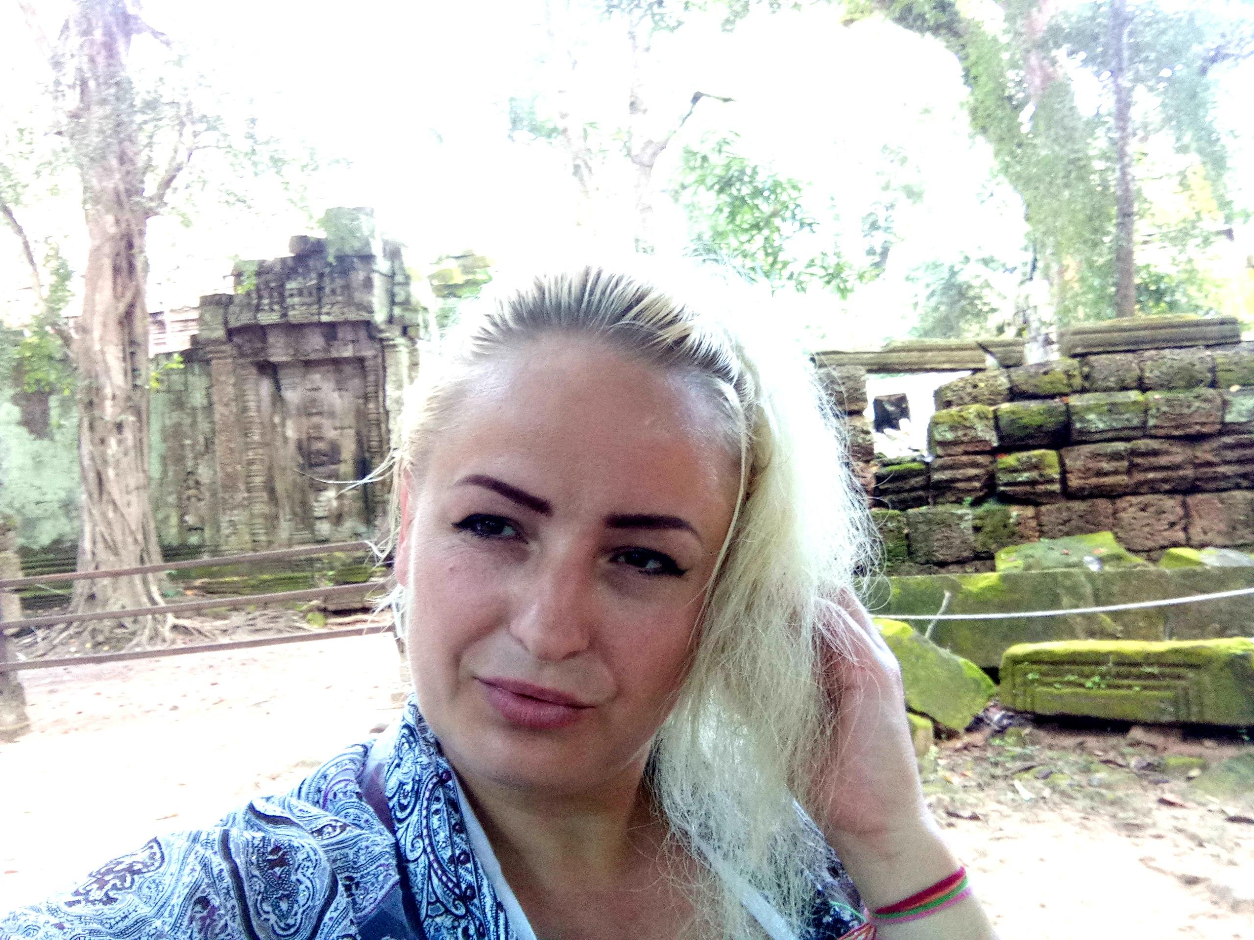 Елена Руденко (Валтея). Камбоджа. Ангкор. - Страница 3 AbGzjnGeJGc