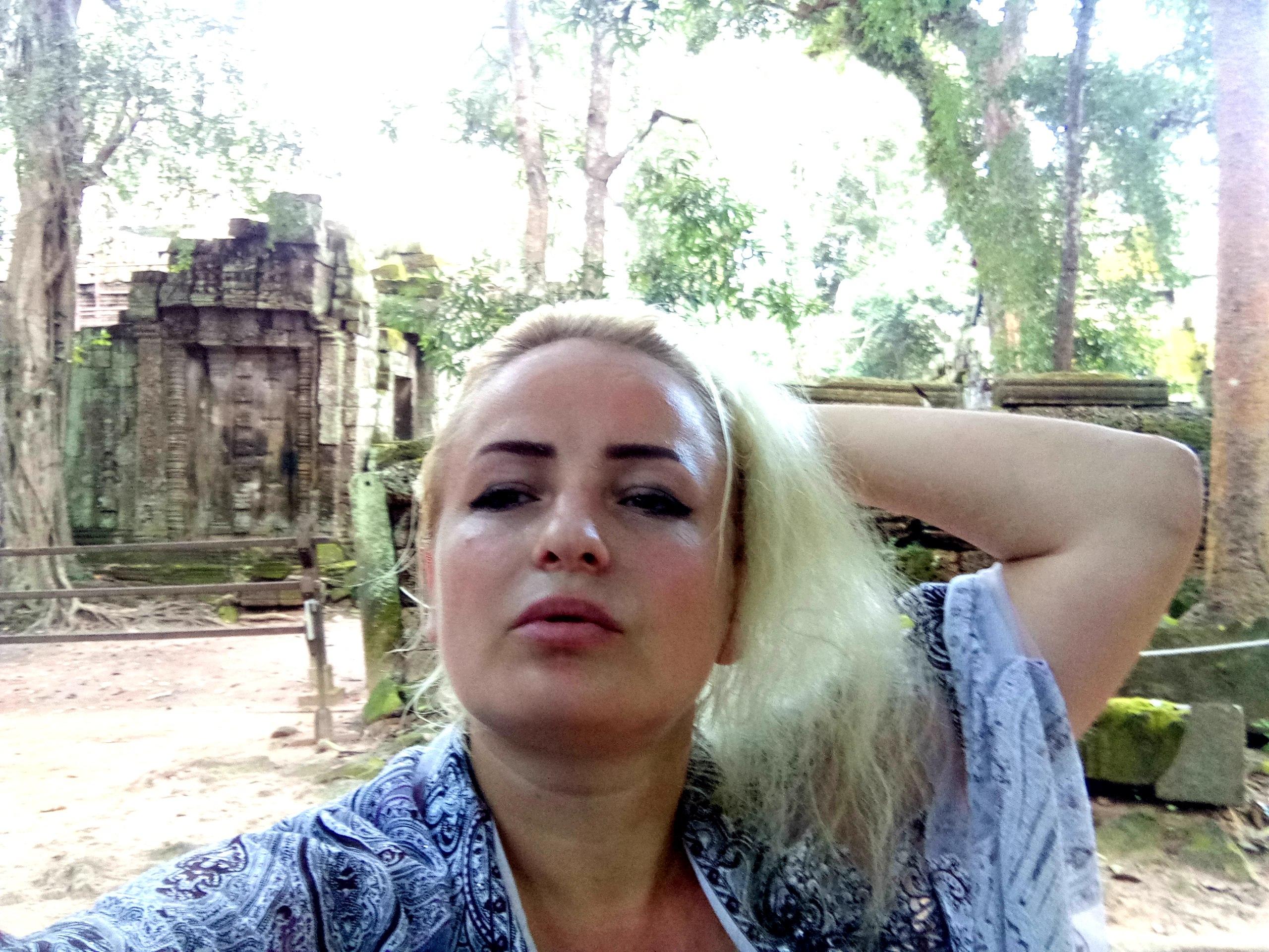 Елена Руденко (Валтея). Камбоджа. Ангкор. - Страница 3 _4IaXc6XsHA