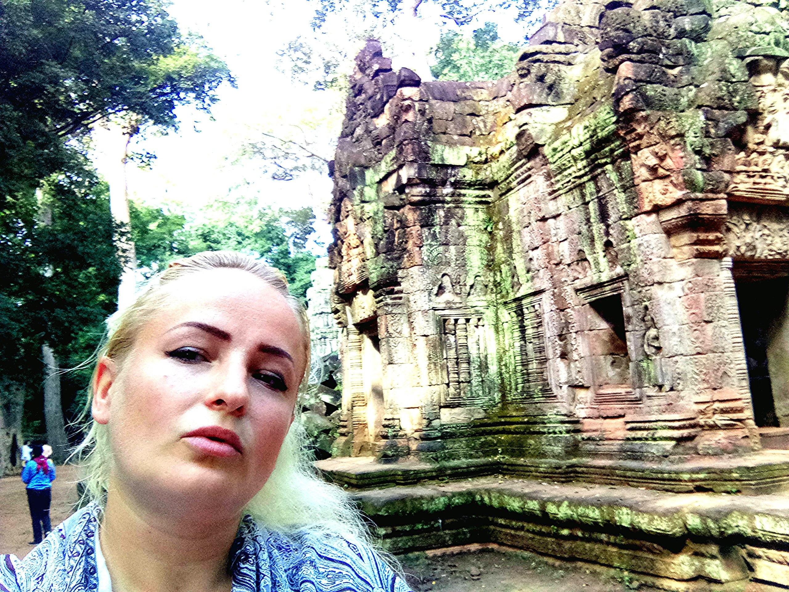 Елена Руденко (Валтея). Камбоджа. Ангкор. - Страница 3 Mja0PH6TG_o
