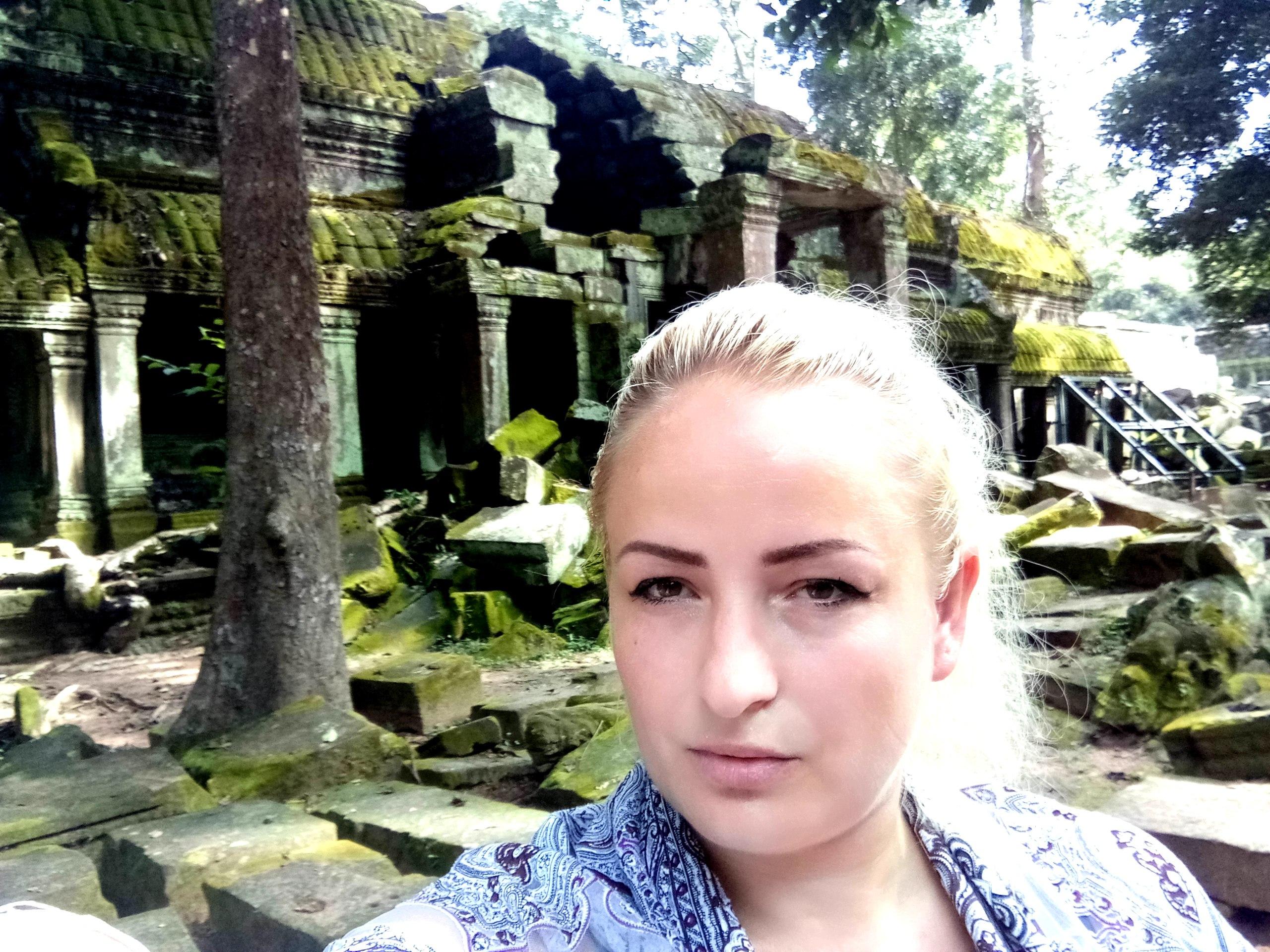 Елена Руденко (Валтея). Камбоджа. Ангкор. - Страница 3 Nutw-VOglMs