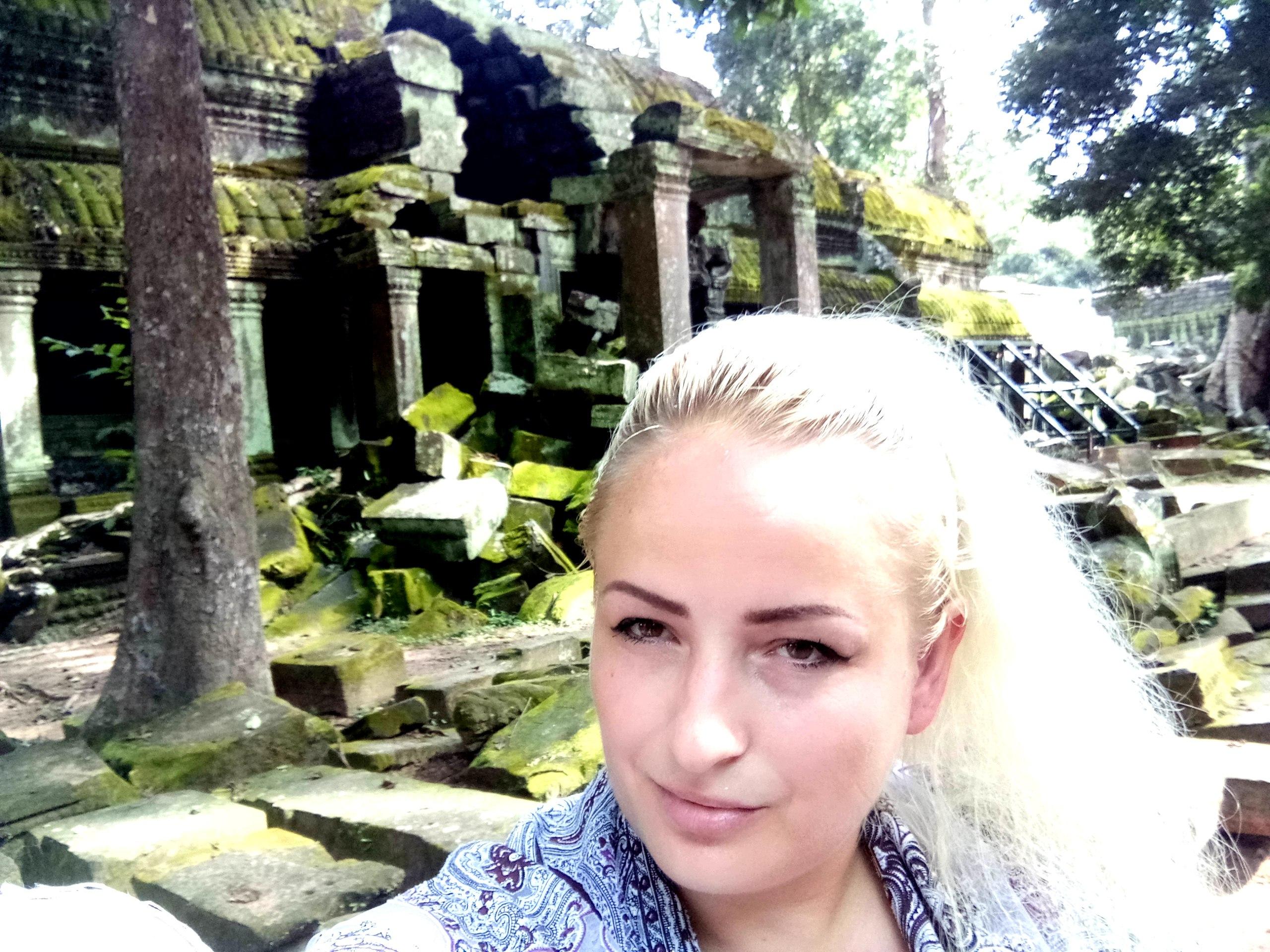 Елена Руденко (Валтея). Камбоджа. Ангкор. - Страница 3 YyVyoGtm2DQ