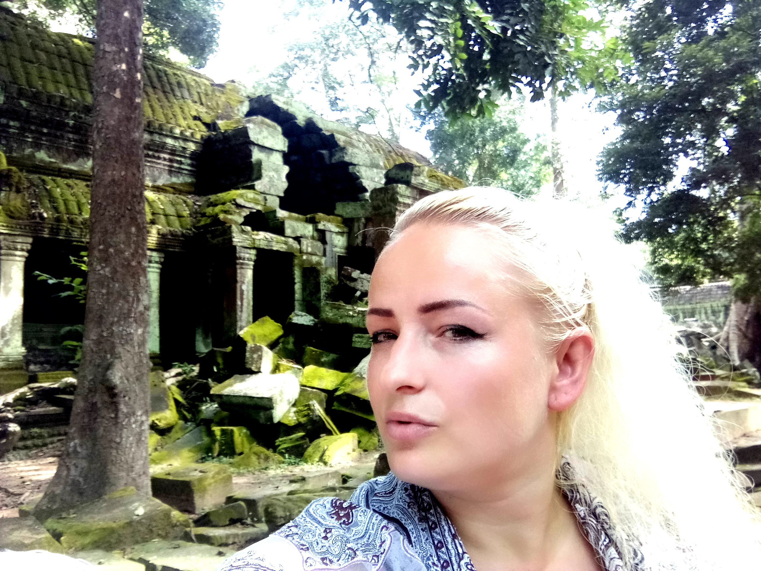 Елена Руденко (Валтея). Камбоджа. Ангкор. - Страница 3 WYDGsH4RnIA
