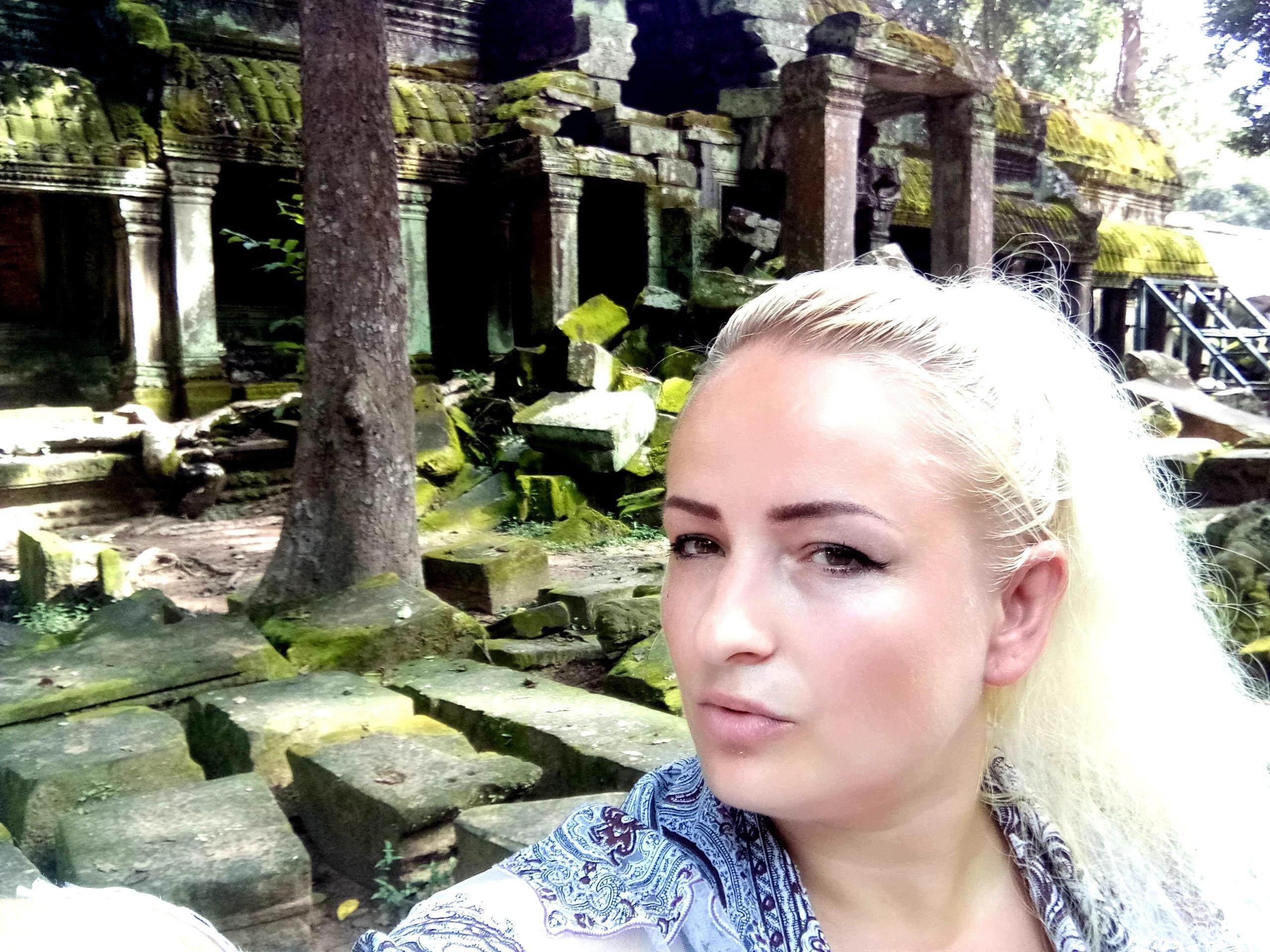 Елена Руденко (Валтея). Камбоджа. Ангкор. - Страница 3 Qc2wwz0m3b4