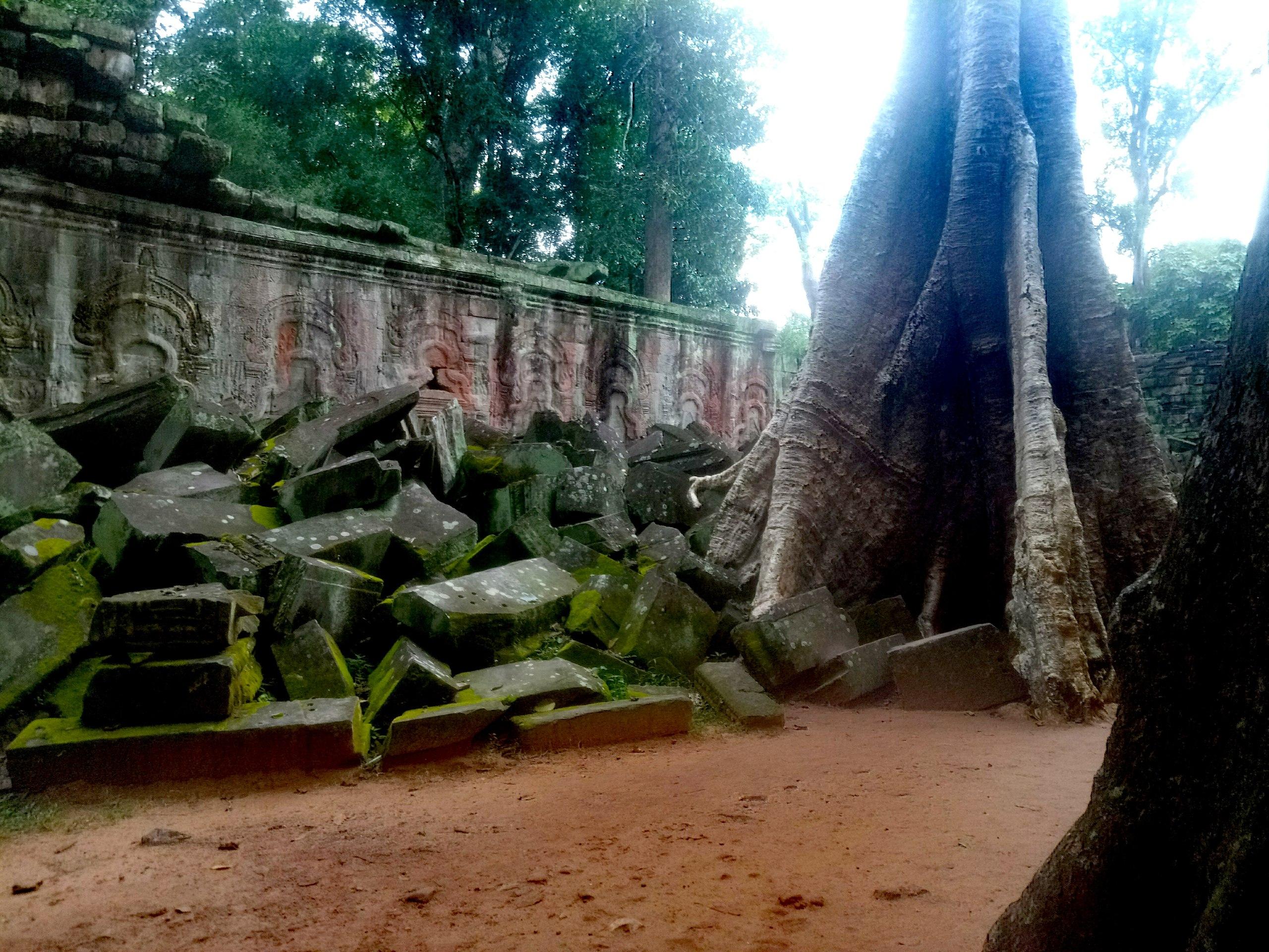 Елена Руденко (Валтея). Камбоджа. Ангкор. - Страница 3 6iyusmYXkp8