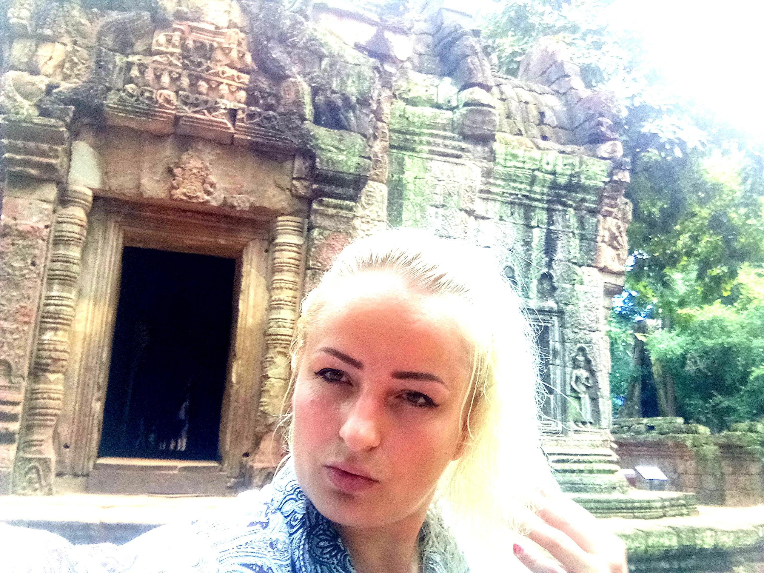 Елена Руденко (Валтея). Камбоджа. Ангкор. - Страница 3 Dmhy4b6e0xg