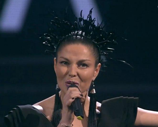 Юлия Валеева Heavy cross Голос 6 сезон первый четвертьфинал 8 декабря 2017