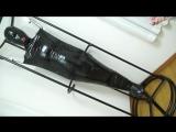 Japanese Girl Mummified in Black Tape
