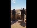Смертники попытались сдаться в плен курдам. Ракка. Сирия.