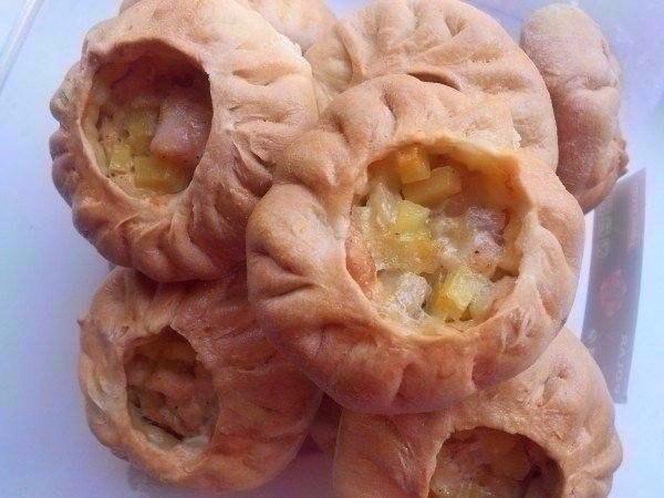 Татарские пирожки.