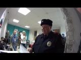 Замначальника МВД в пермском штабе Навального