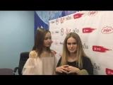 Даша Волосевич и Арина Данилова