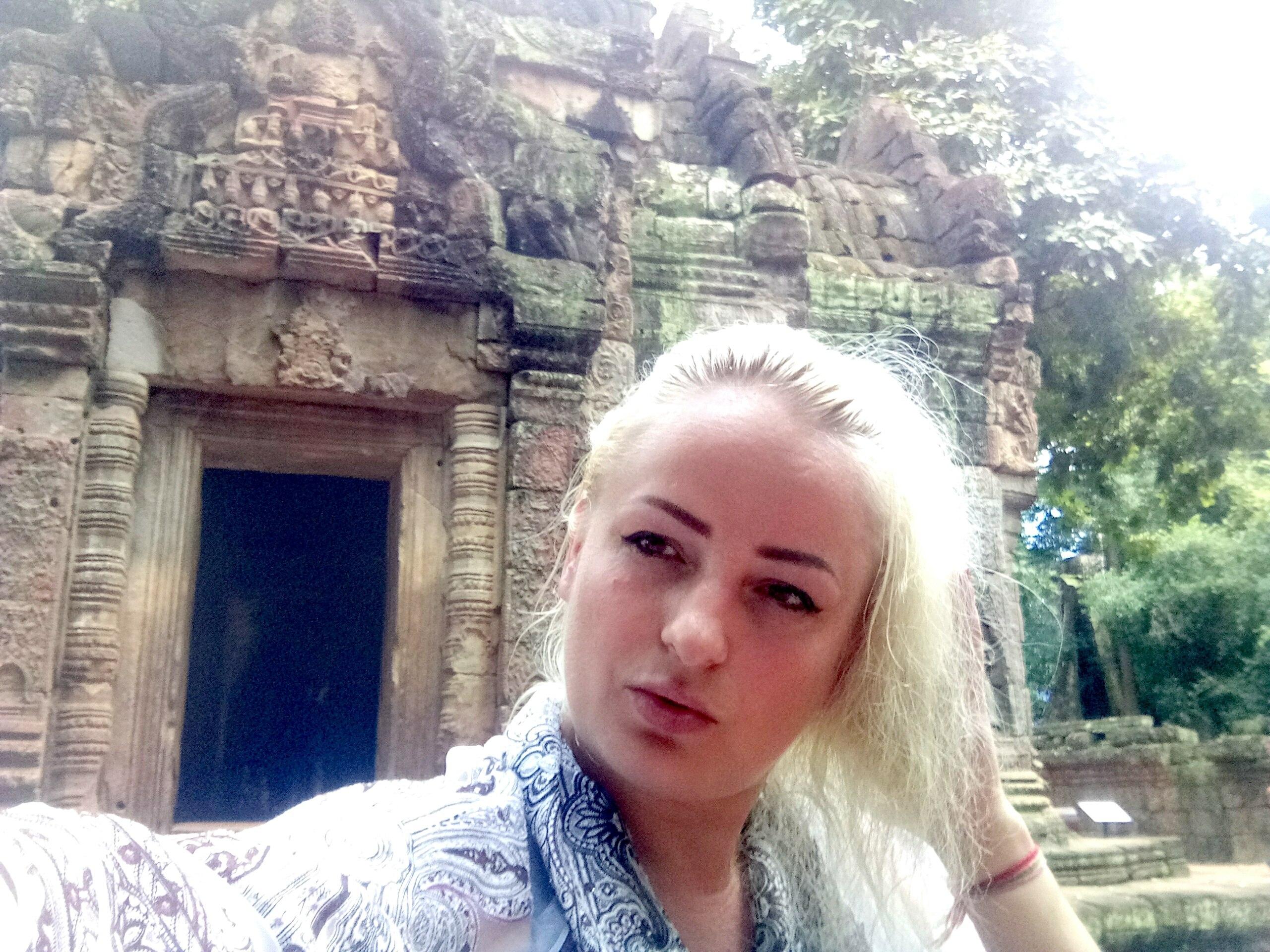 Елена Руденко (Валтея). Камбоджа. Ангкор. - Страница 3 LWM1ygPl-MU