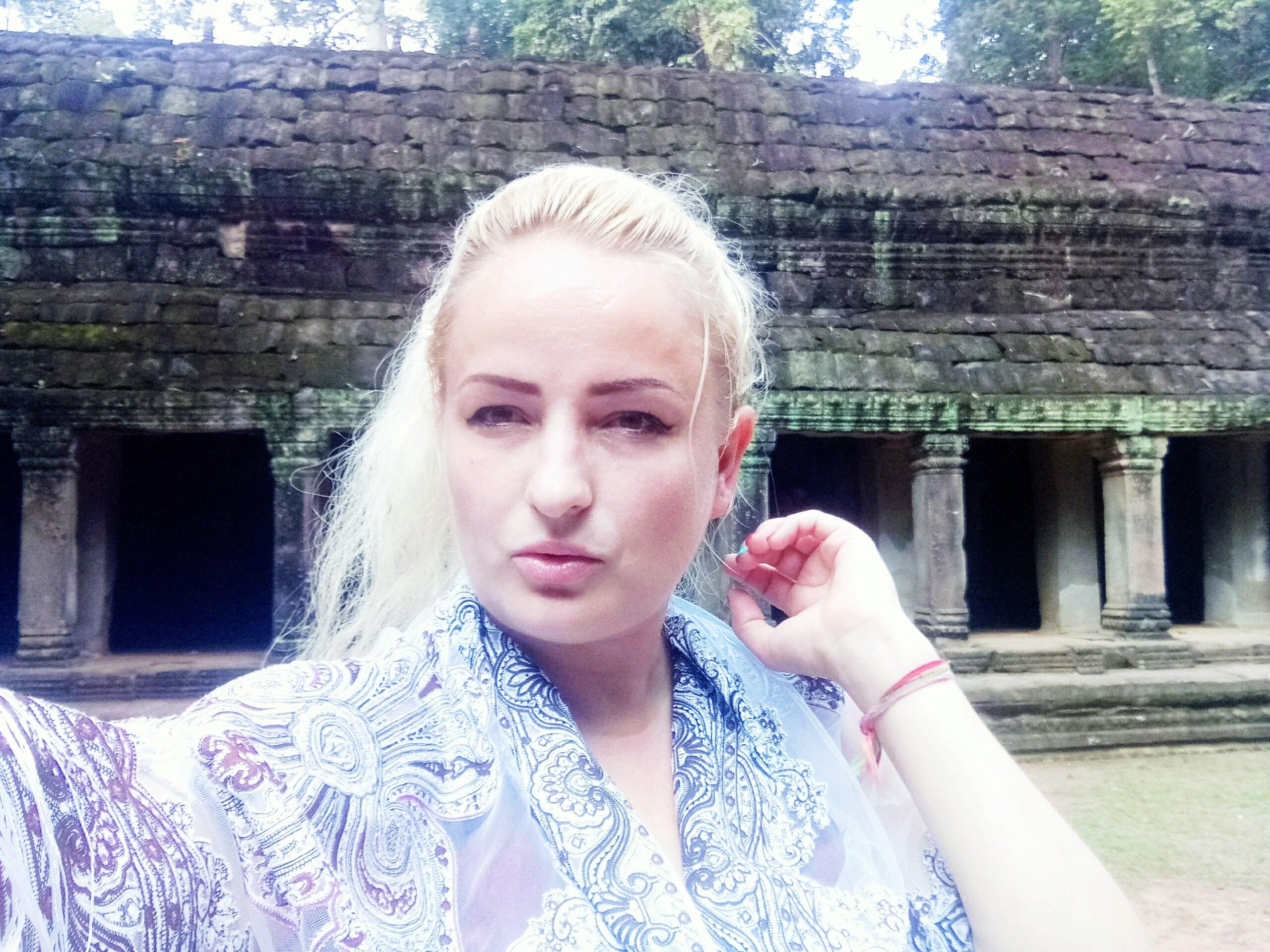 Елена Руденко (Валтея). Камбоджа. Ангкор. - Страница 3 EaP5vXmx3yg
