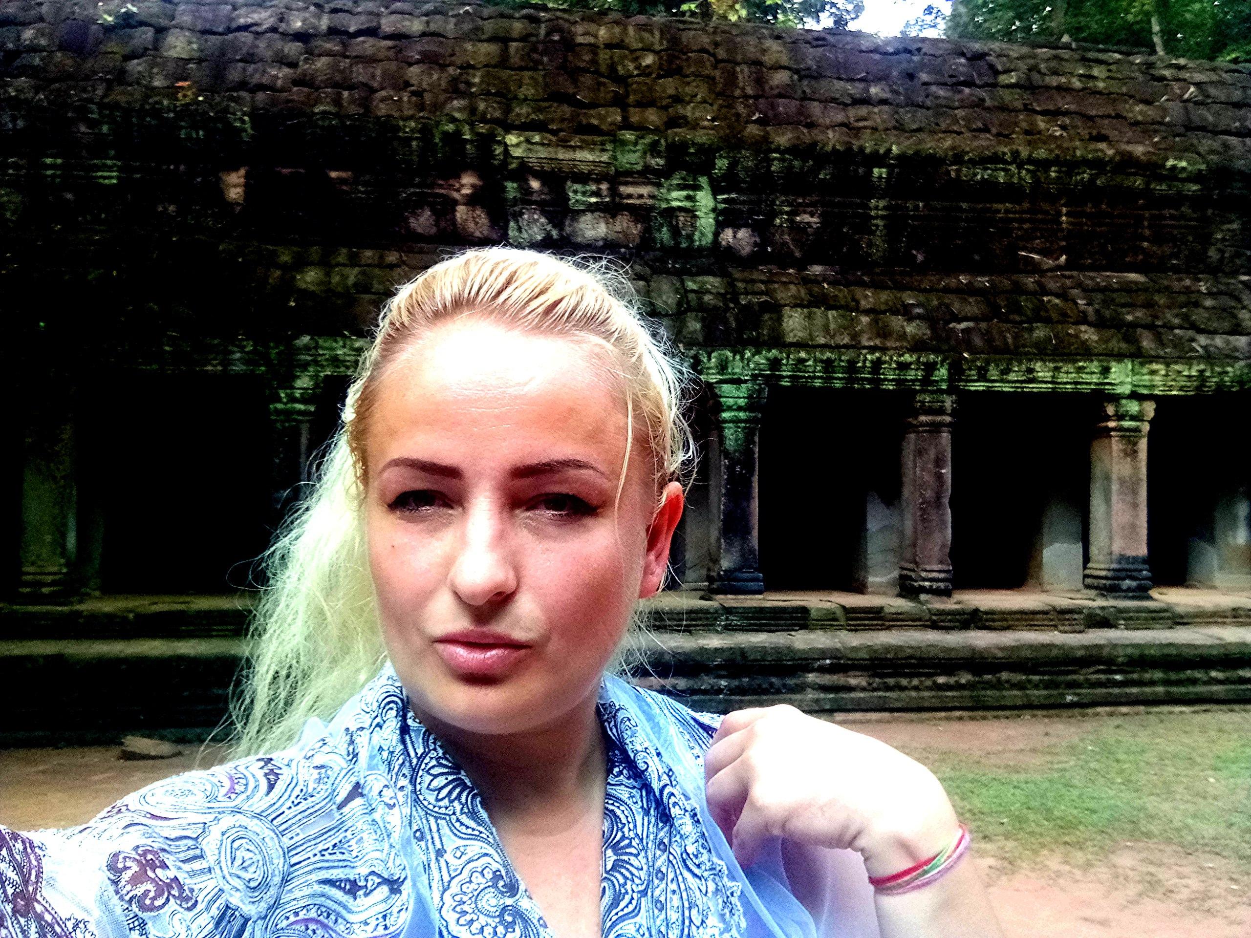Елена Руденко (Валтея). Камбоджа. Ангкор. - Страница 3 1Vfg1s7uueA