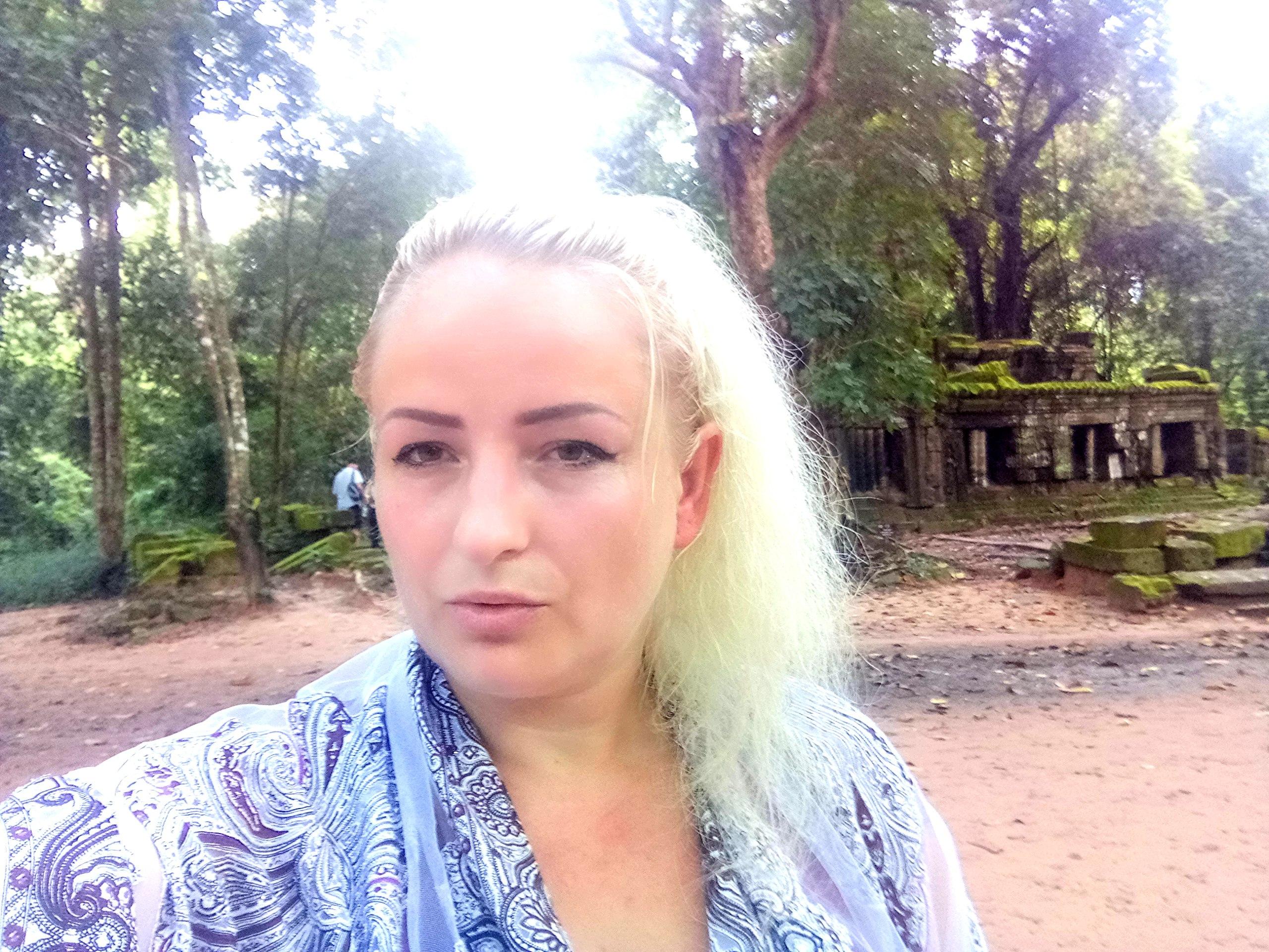 Елена Руденко (Валтея). Камбоджа. Ангкор. - Страница 3 ZVst_TnGGco
