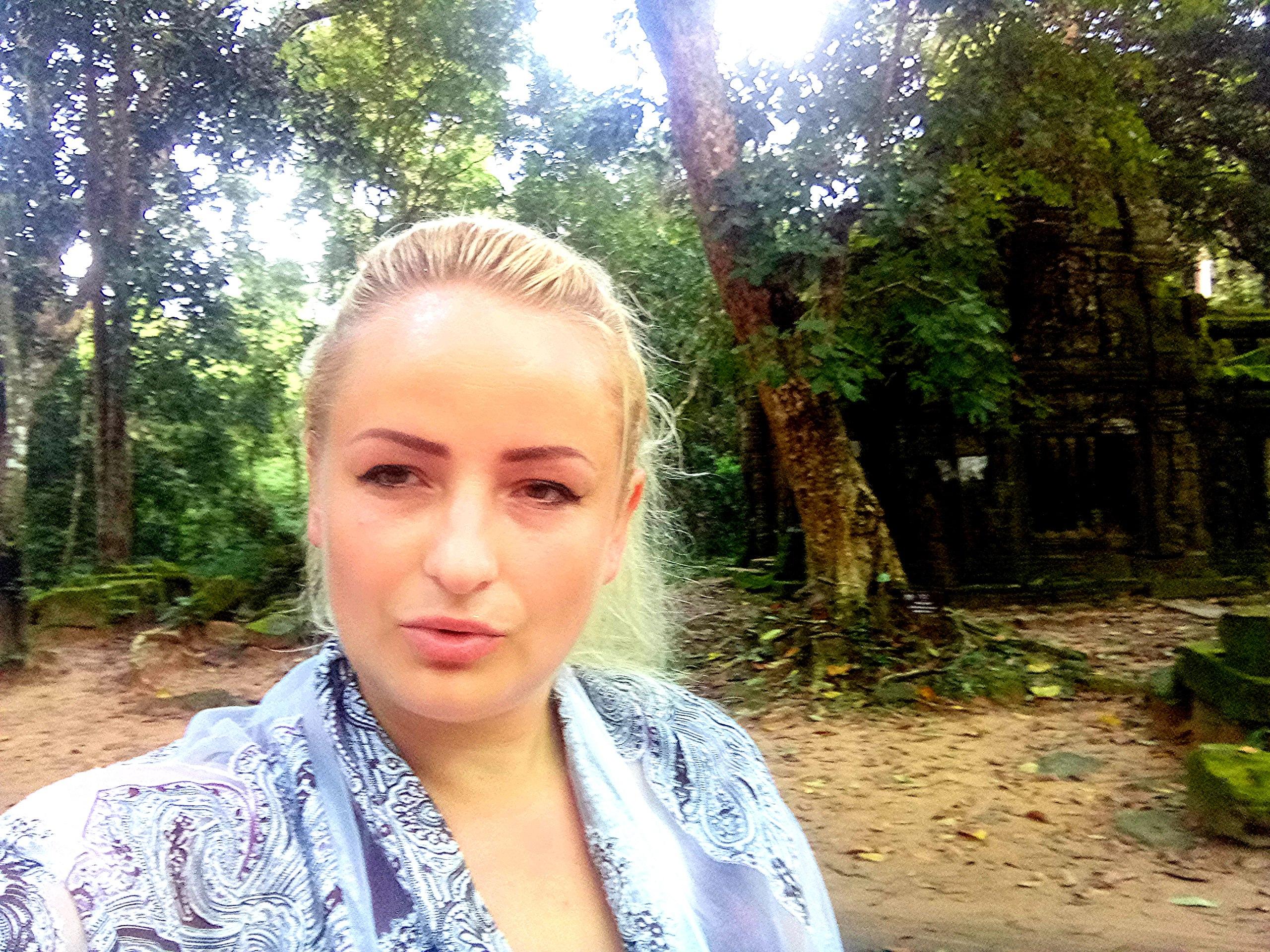 Елена Руденко (Валтея). Камбоджа. Ангкор. - Страница 3 VPM0hkjrYGw