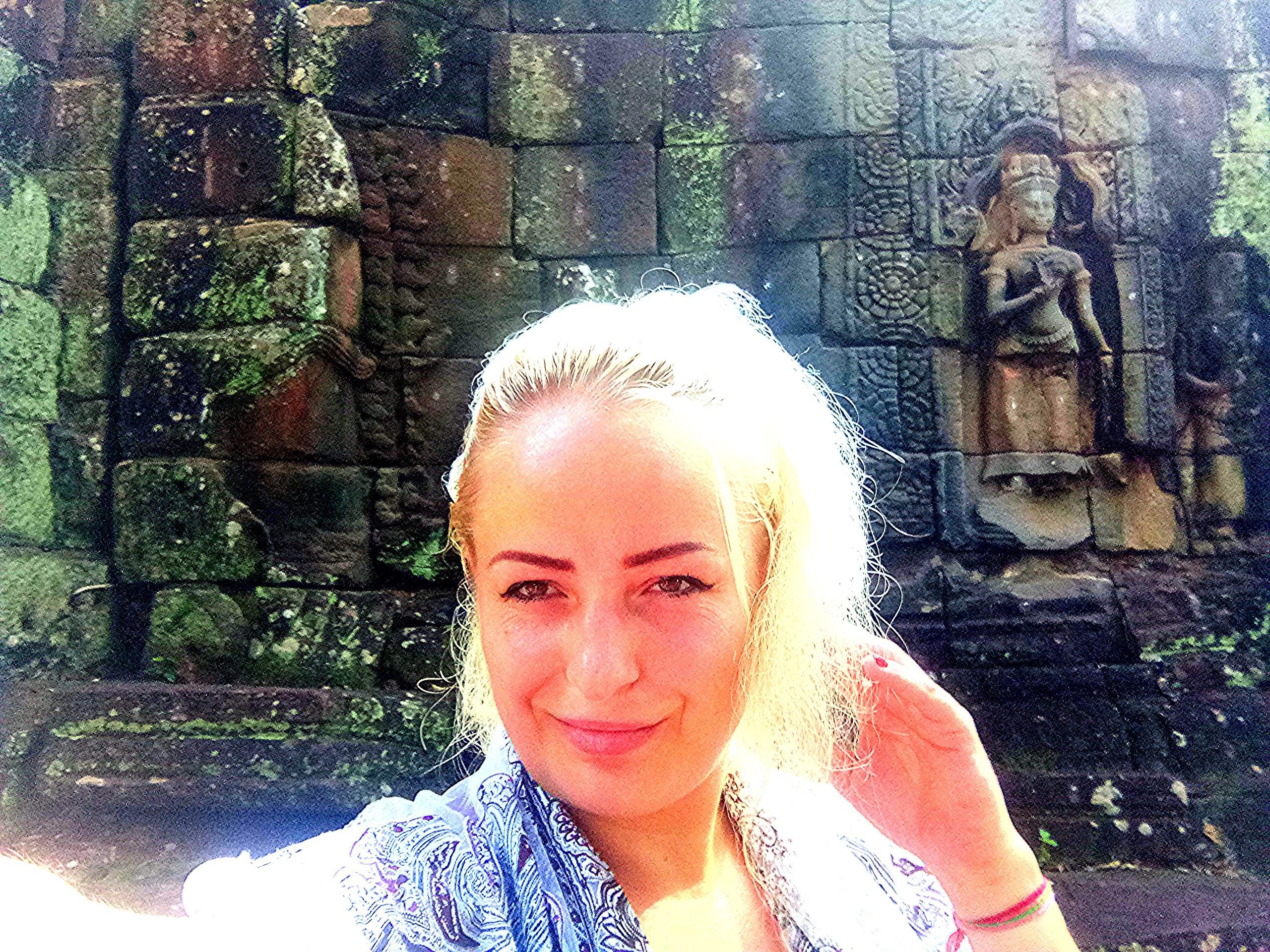 Елена Руденко (Валтея). Камбоджа. Ангкор. - Страница 3 69hBEvA2TWI