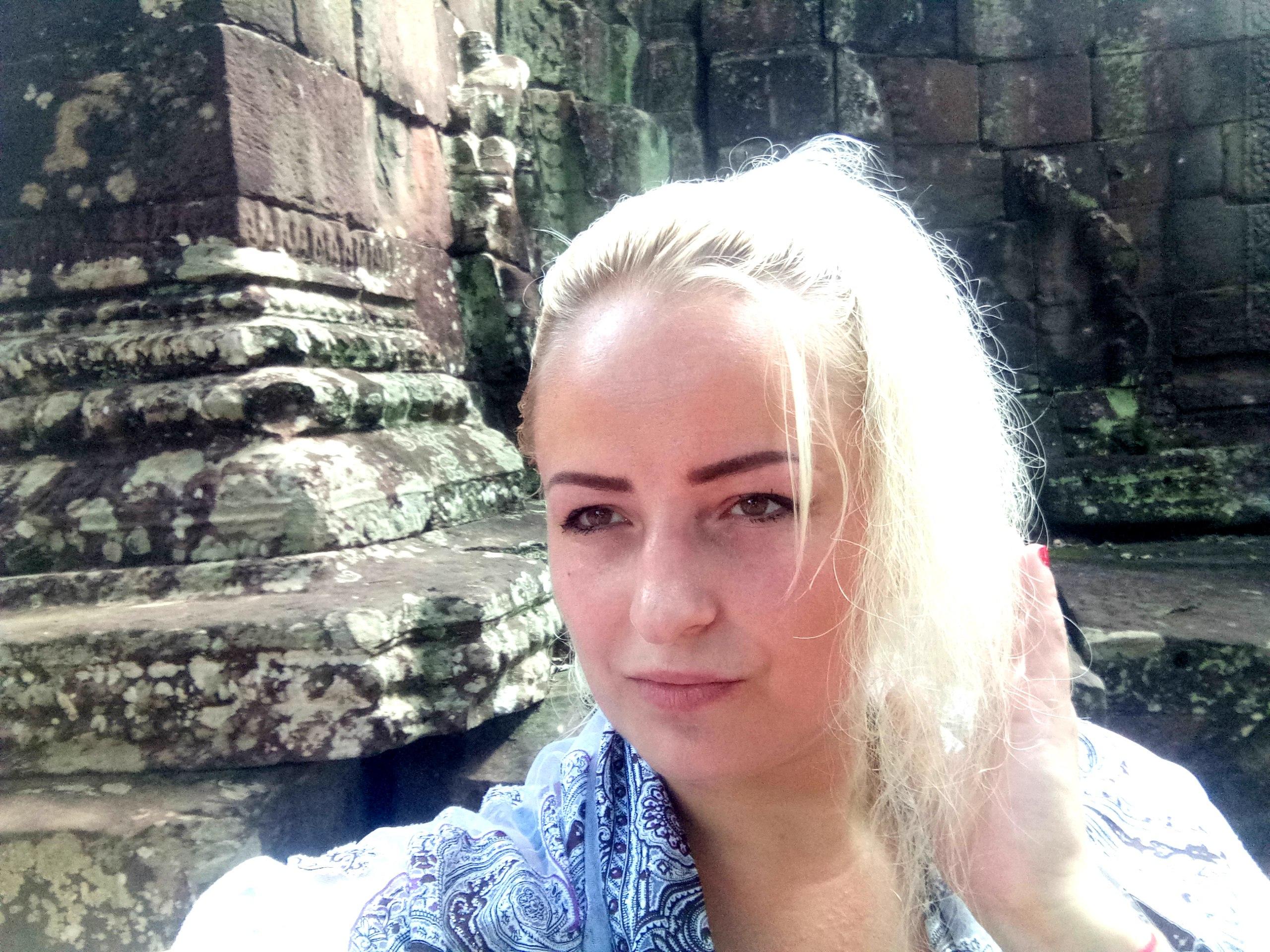 Елена Руденко (Валтея). Камбоджа. Ангкор. - Страница 3 5tAJEp7tTQE