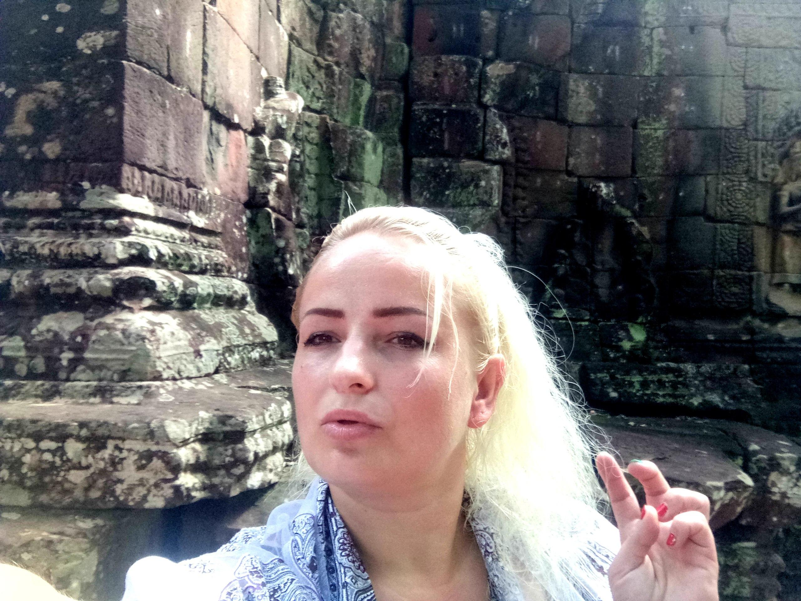 Елена Руденко (Валтея). Камбоджа. Ангкор. - Страница 3 0M54d4EhBzk