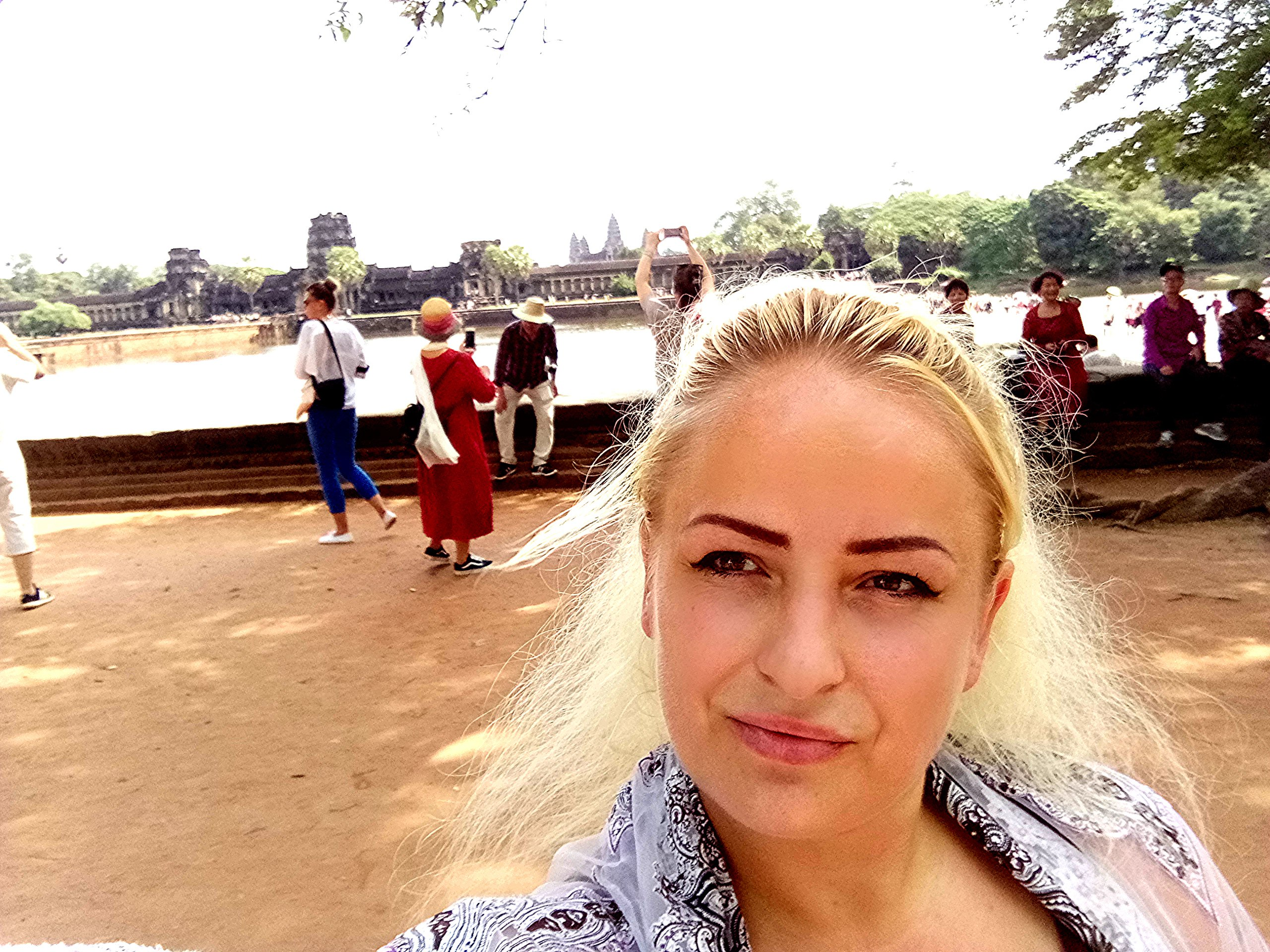 Елена Руденко (Валтея). Камбоджа. Ангкор. - Страница 4 RkD17XB0ZQ4