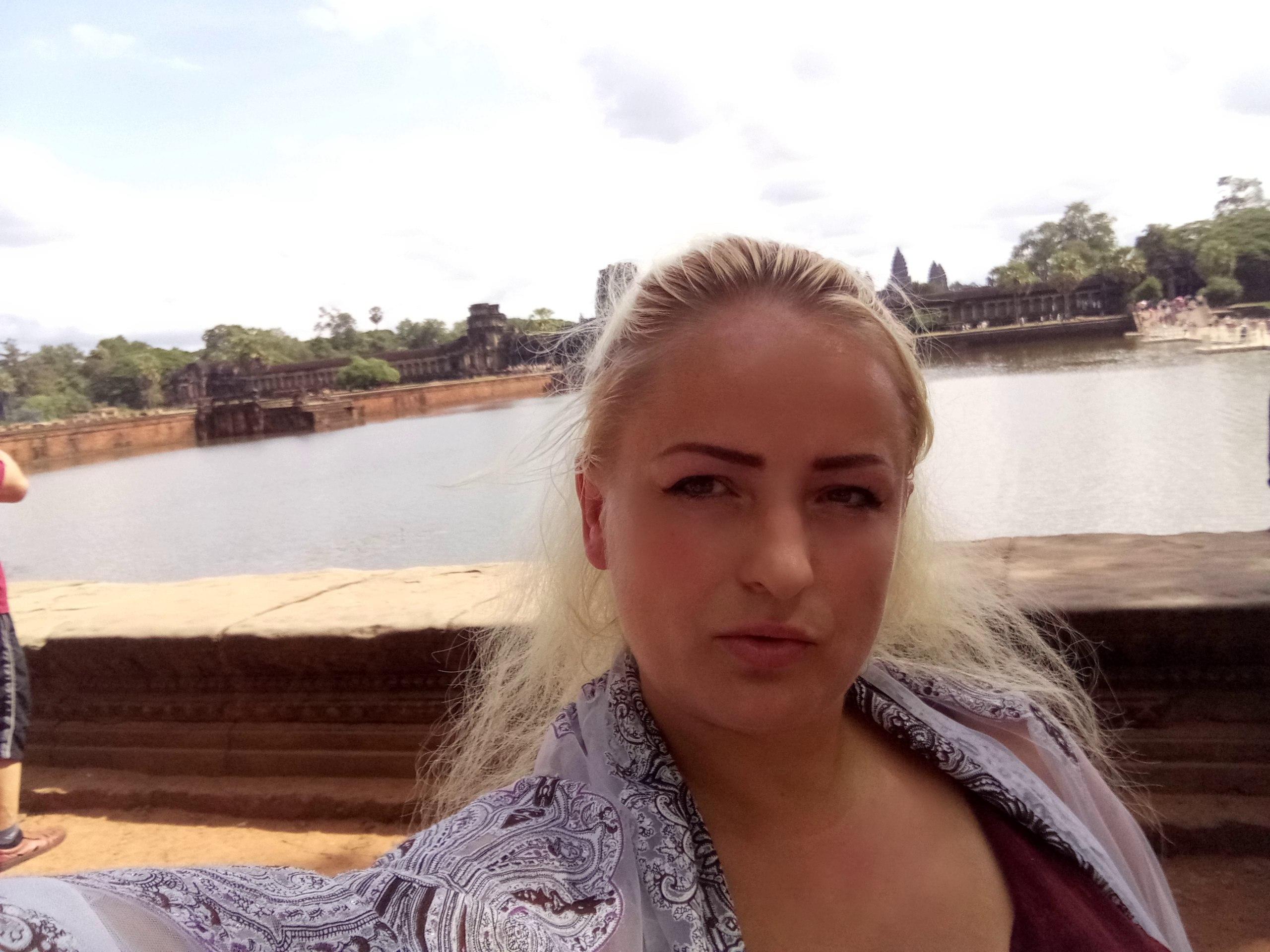 Елена Руденко (Валтея). Камбоджа. Ангкор. - Страница 4 KPYAJ9M5bBY
