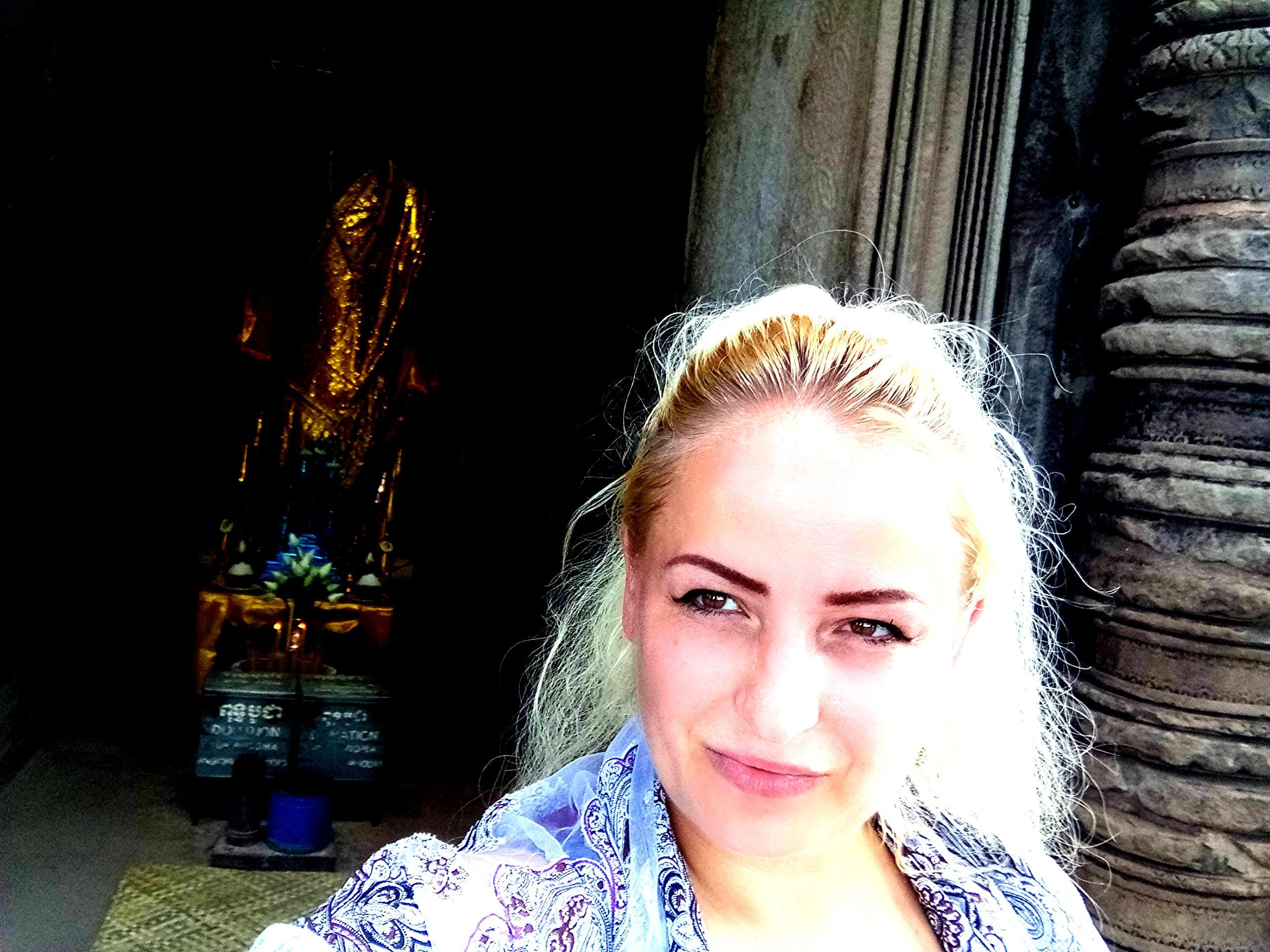 Елена Руденко (Валтея). Камбоджа. Ангкор. - Страница 4 QKl8remDKkY