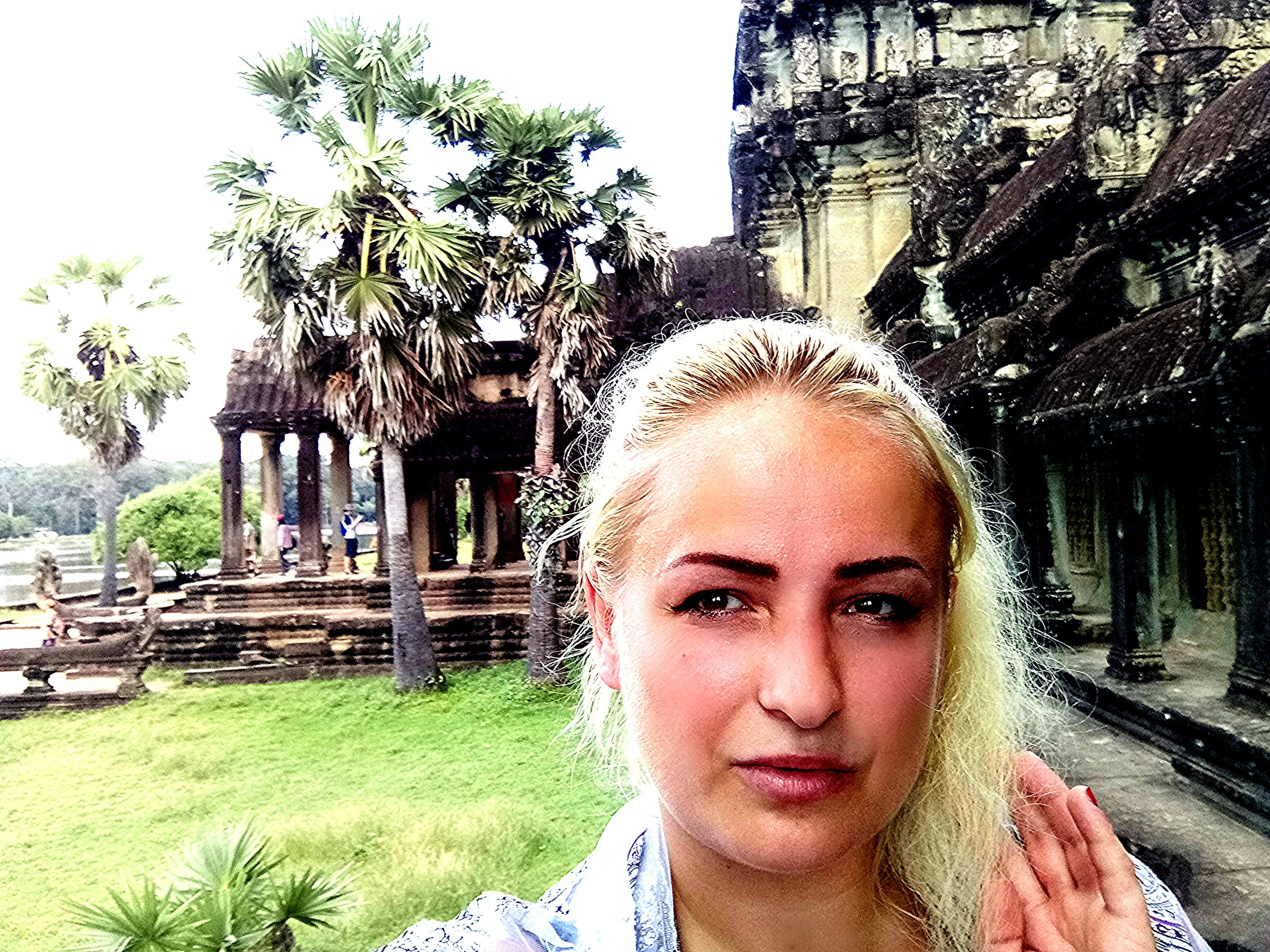 Елена Руденко (Валтея). Камбоджа. Ангкор. - Страница 4 2n7wsqLO3eE