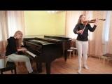Just Play / Король и Шут -  Лесник (кавер на скрипке и пианино)