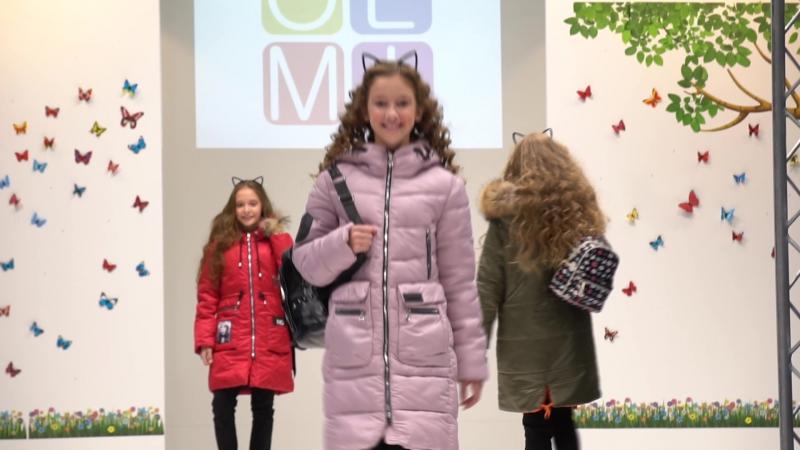 Мы на выставке CJF Детская мода 2017! День первый)