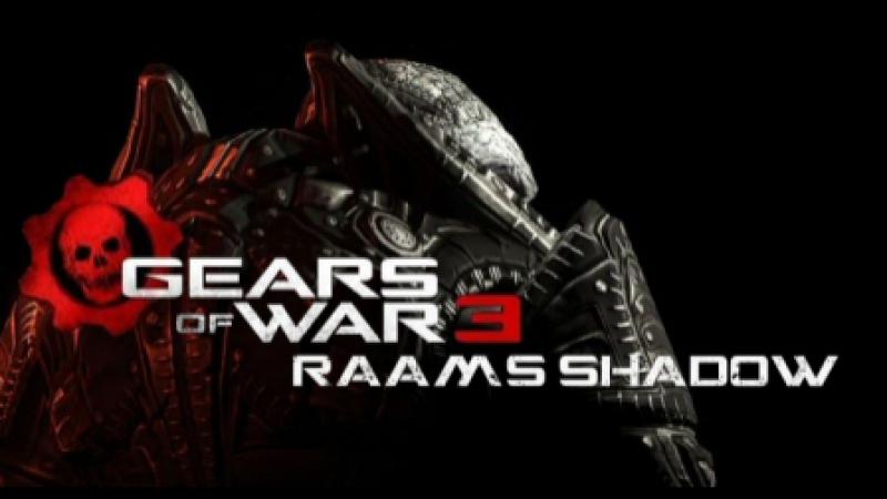 Gears of War 3 RAAMs Shadow (игрофильм) субтитры