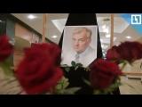 Актера Михаила Державина похоронили в Москве