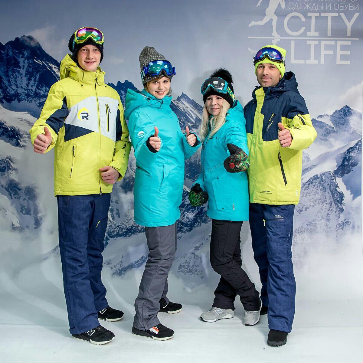 В наличии мужские, женские, подростковые куртки и брюки SNOW HEADQUARTER