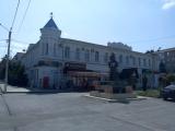 Путешествие по городу Сальску