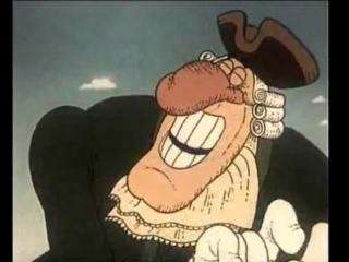 """Доктор Ливси о вреде курения. """"Остров сокровищ"""""""