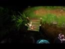 Геймплей Moss PS VR