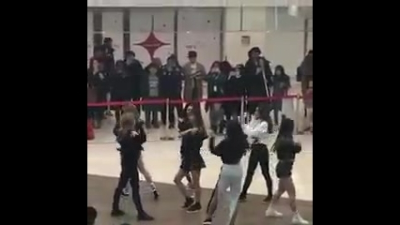 180210 Busking Event Chase Me @ COEX