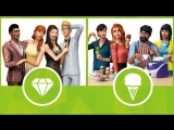 The Sims 4: Каталог «Роскошная вечеринка» и «Классная кухня» | Xbox и PS4