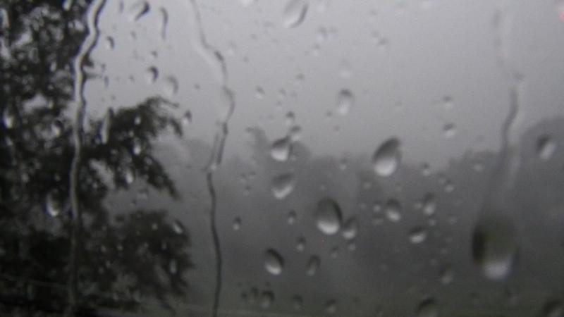 Дождь, град, гром и молния...