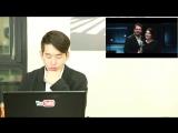 """Реакция корейцев на клип """"ЖИТЬ""""  Корейские парни Korean guys"""