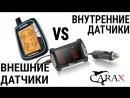 Сравнительный обзор систем TPMS с внешними и внутренними датчиками давления в шинах. CARAX RU