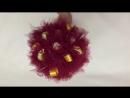 Сладкий букет Золотая лилия под заказ