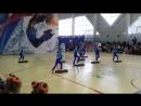 Выступление Регины в новой команде по степ-аэробике (Всероссийские соревнования, 11 ноября 2017 года)