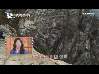 Welcome, First Time in Korea? 171130 Episode 19